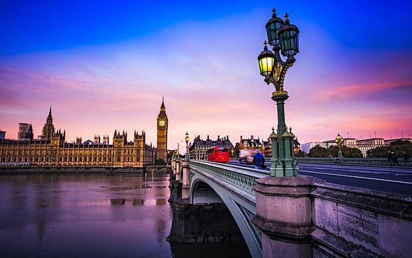 Rendez-vous ... à Londres