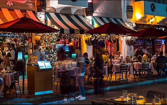 Poussez les portes de l'hôtel El Paseo Miami 4* aux Etats-Unis