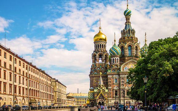 Zoom sur votre programme en 7 nuits au départ de Saint-Pétersbourg
