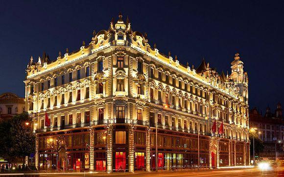Hotel Buddha Bar Budapest Klotild Palace 5*