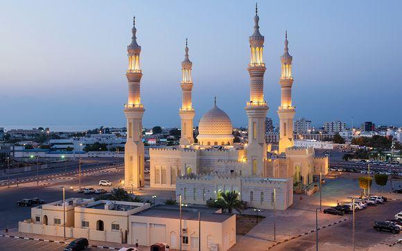 Rendez vous... à Ras Al Khaimah
