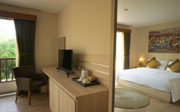 Poussez les portes de l'hôtel Adiwana d'Nusa Beach Club and Resort 4* à Nusa Lembongan (offre 2)