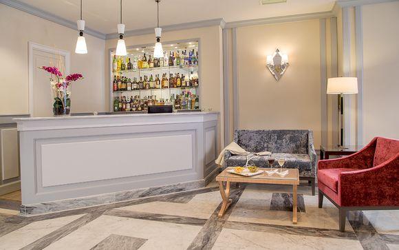 Poussez les portes de l'hôtel Della Conciliazione 4* à Rome