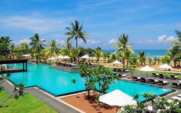 Votre extension à l'hôtel Centara Ceysands Resort & Spa 4*