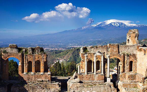 Circuit Grand Tour de la Sicile 8j/7n en hôtels 4*