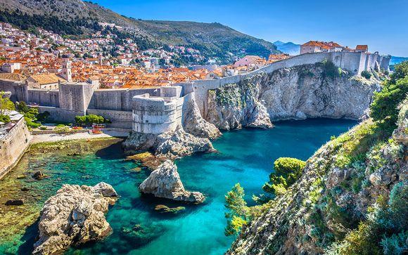 Zoom sur votre programme au départ de Dubrovnik (offre 1)