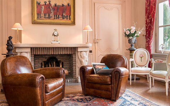 Poussez les portes de votre boutique-hôtel Château de Cocove 4*