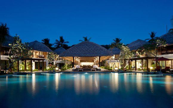 Combiné 5* Seres Springs Resort & Spa et duo Sudamala Lombok et Sanur