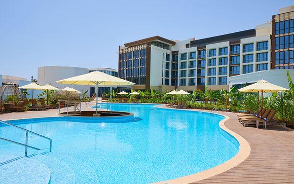 Millennium Resort Salalah 4* et extension possible avec Oman Air