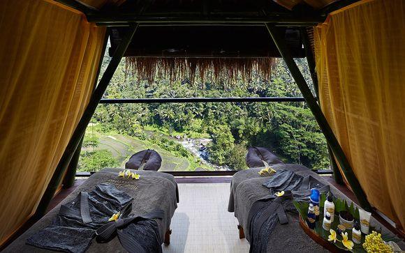 Poussez les portes de l'hôtel Kupu Kupu Barong 5*