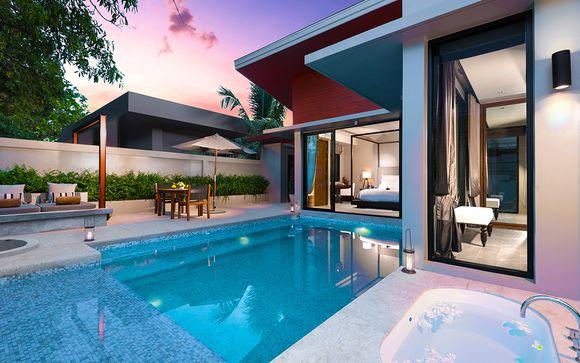 Offre 1 : séjour à l'Aleenta Phuket Resort & Spa 5* uniquement