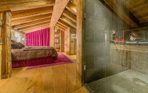 Poussez les portes du Chalet Denali 8 personnes (120 m²)