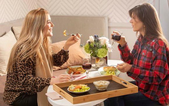 Délectez-vous des saveurs authentiques le temps d'un dîner...