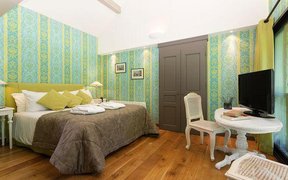 Entrez dans votre chambre Confort...