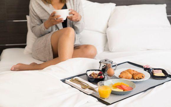 Savourez votre formule petit-déjeuner...