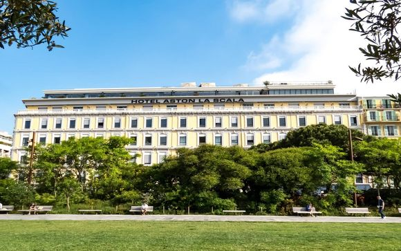 Votre extension à l'hôtel Aston La Scala 4* à Nice