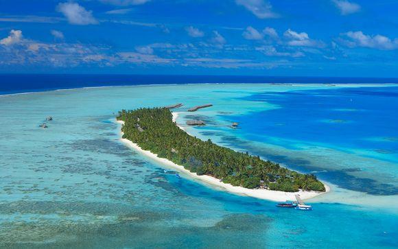 Renvdez-vous ... aux Maldives