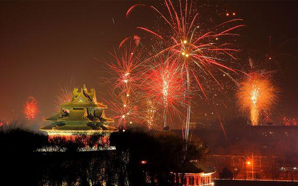 Circuit d'exception � l'occasion du Nouvel an Chinois