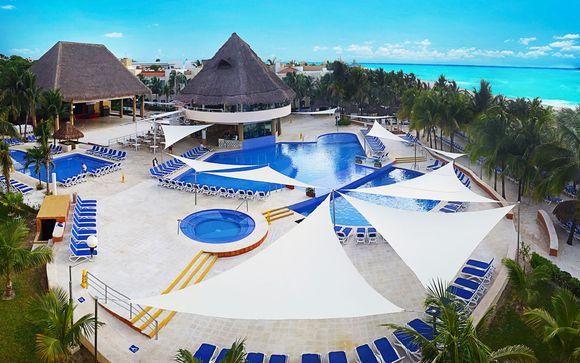 Poussez les portes de votre hôtel Viva Wyndham Maya 4*