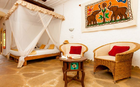 Poussez les portes du The Sands at Chale Island Resort