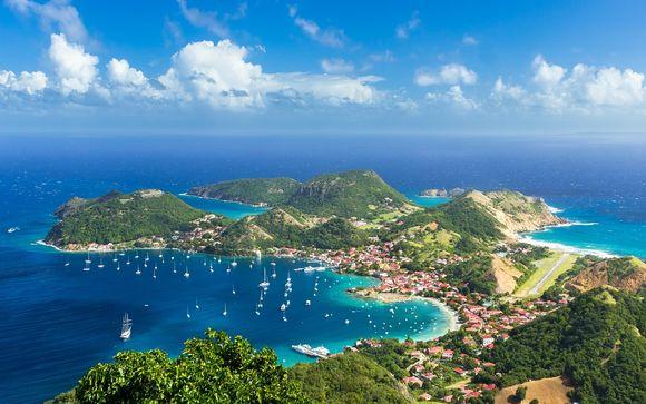 Circuit 3 �les de Guadeloupe en libert�