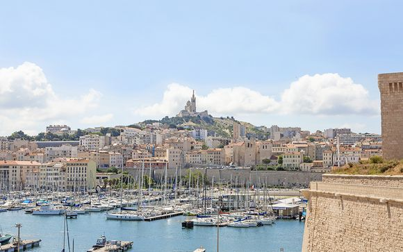 New Hotel of Marseille 4*
