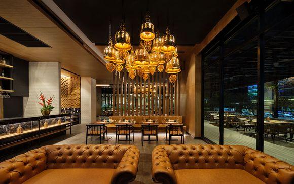Poussez les portes de l'hôtel dusitD2 Ao Nang Krabi