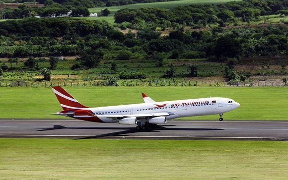 Choisissez de vous envoler avec Air Mauritius
