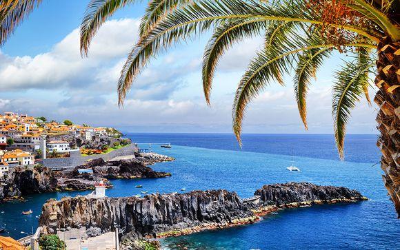 Hôtel mystère 5* à Funchal