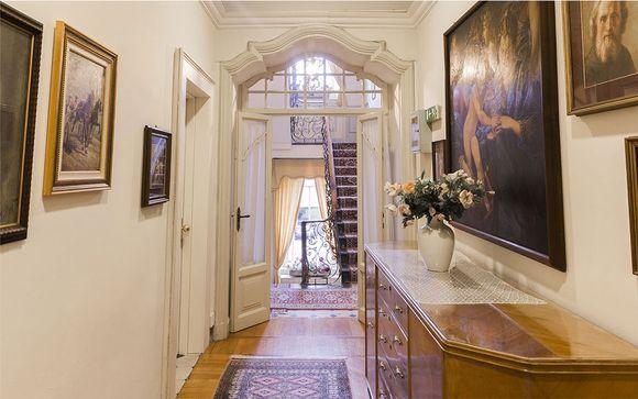 Poussez les portes de l'Hôtel Du Parc