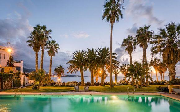 Poussez les portes l'hôtel Oceano Health Spa 4*