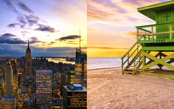 Etats-Unis New York - Combin� H�tel Public New York 4* et Nautilus, a SIXTY Hotel 5* � partir de...