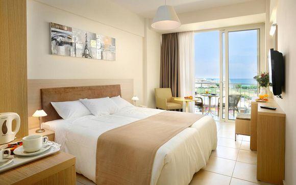 Poussez les portes de votre Hôtel Pernera Beach