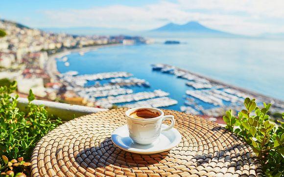 Italie Naples - Hôtel Exe Majestic 4* à partir de 38,00 € (38.00 EUR€)