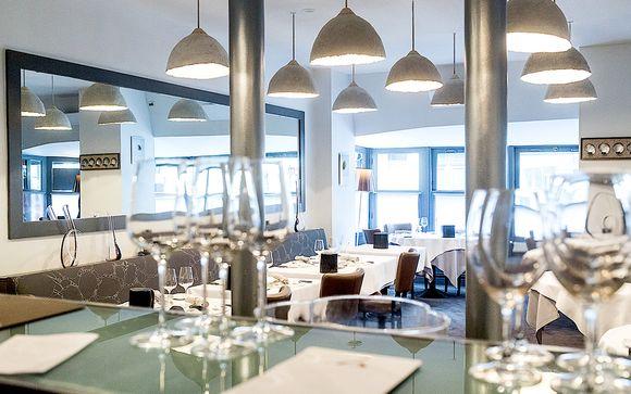 Restaurant l'Agapé 1*