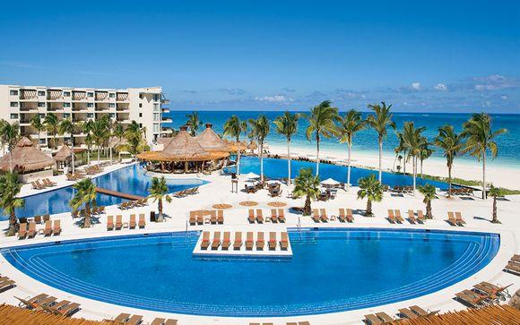 Hôtel Dreams Riviera Cancun 5* et Découverte du Yucatan