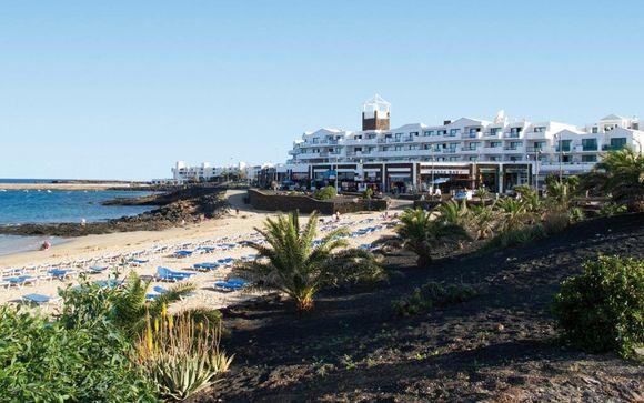 Hôtel Be Live Expérience Lanzarote Beach 4*