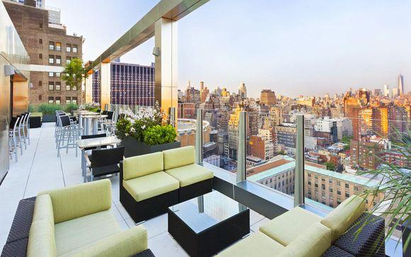 Votre séjour possible à l'hôtel Fairfield Inn & Suites By Marriott Penn Station à New York