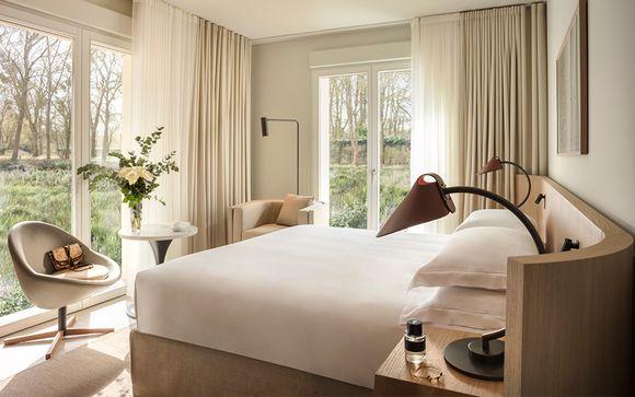 Hôtel Hyatt Regency Chantilly 4*