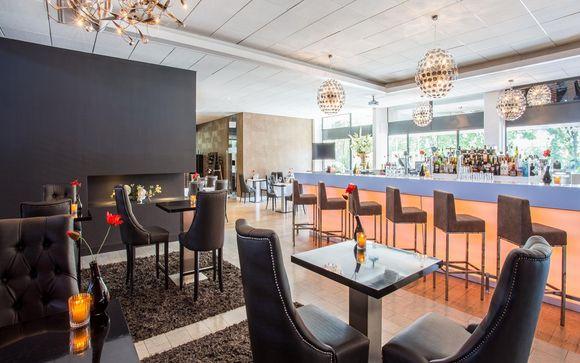 Poussez les portes de votre hôtel Crowne Plaza Den Haag 5*