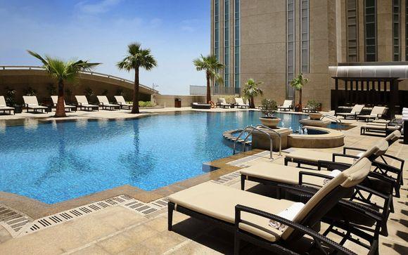 Votre extenxion à l'hôtel Sofitel Abu Dhabi Corniche 5*