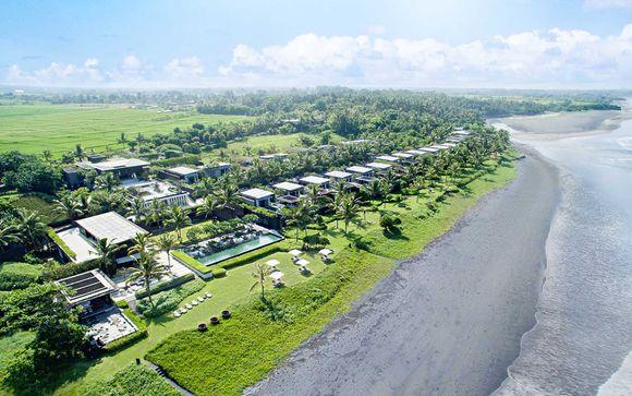 Combiné Hôtels 5* Soori Bali et The Legian Seminyak