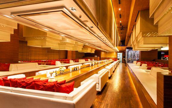 Poussez les portes de l'hôtel Column Bangkok 4*