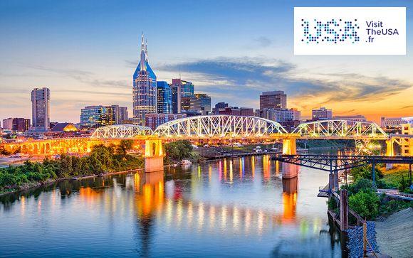 Rythme et aventure dans le Tennessee