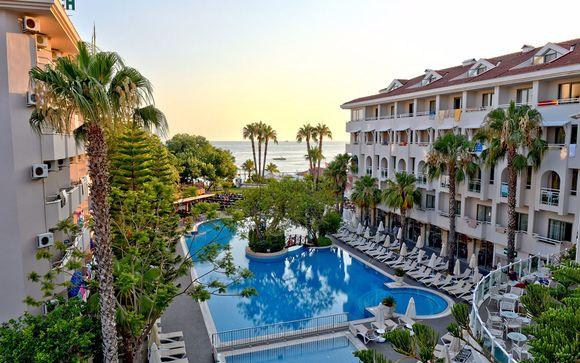 Turquie Side - Hôtel Side Star Beach 5* à partir de 359,00 € (359.00 EUR€)
