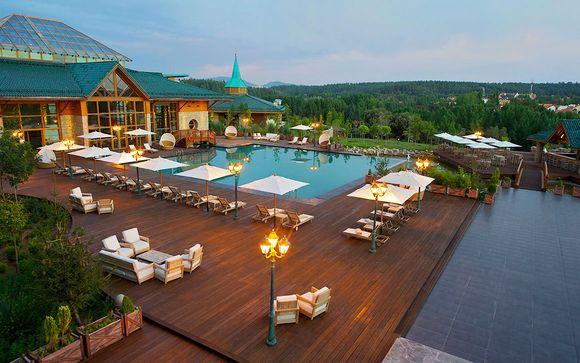 Hôtel Michlifen Ifrane Suites & Spa 5*