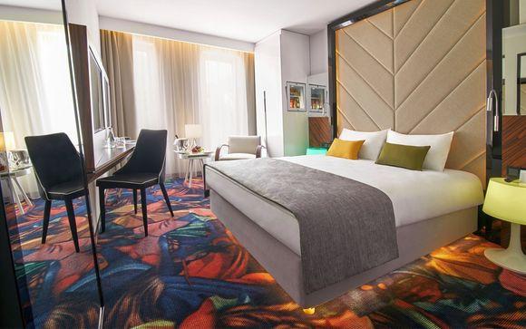 INX Design Hotel 4*