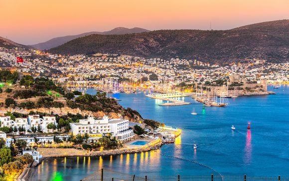 Parenthèse enchantée en Mer Égée