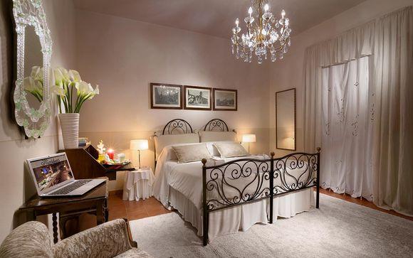 Poussez les portes de votre Montelucci Country Resort
