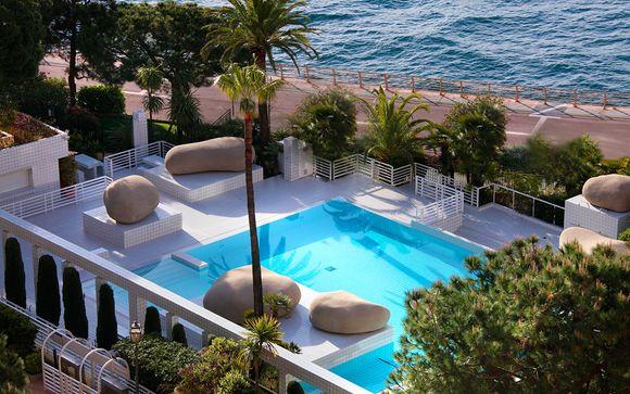 Poussez les portes de l'hôtel Columbus Monte-Carlo à Monaco